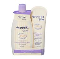 Aveeno 艾维诺 婴儿保湿舒缓护肤套装 Prime会员凑单到手约99元