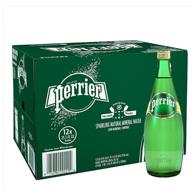 Perrier巴黎水气泡矿泉水 原味 750ml*12瓶*2件 双重优惠后193.9包邮