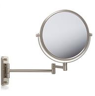 Jerdon 5倍放大 8英寸双面壁挂式化妆镜