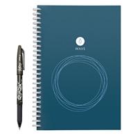 写不完的笔记本!Rocketbook Wave 智能笔记本