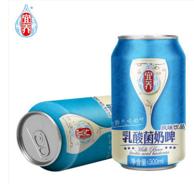 宜养 乳酸菌奶啤 300ml*6瓶 券后25元包邮