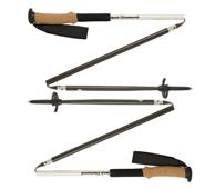 Prime会员:Black Diamond Alpine Carbon Z-Poles 112174 折叠Z型登山杖