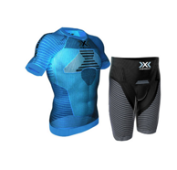 X-BIONIC 效能系列 男士跑步压缩套装