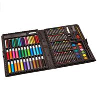 白菜价!Darice 儿童豪华艺术绘画工具 120件套
