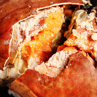 优质兑换!两只装英国鲜活熟冻面包蟹0.8-1.2斤/只 188元包邮或者2400金币兑换 188元包邮或者2400金币兑换
