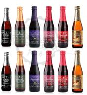 世界上最古老的啤酒——lindemans 林德曼 Lambic果味啤酒 250ml*12瓶装