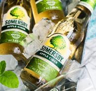 Somersby 嘉士伯苹果酒330ml*12瓶