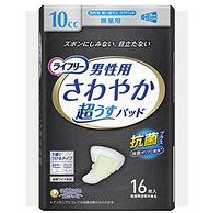 适合凑单: Unicharm尤妮佳 成年男性用卫生巾 26cm 16片装