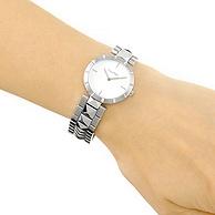 Calvin Klein Edge系列 女士不锈钢时装腕表 K5T33146