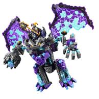 Prime会员:LEGO 乐高 Nexo Knights 未来骑士团系列 石头巨魔大决战 70356