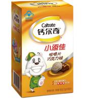 Caltrate 鈣爾奇 小添佳咀嚼片 80片 巧克力味