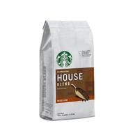 新低!Prime会员:STARBUCKS 星巴克 house blend 咖啡粉 200g 6袋装