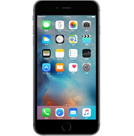 Apple iPhone 6s Plus 128G 全网通G手机 深空灰