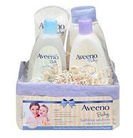 Aveeno 艾维诺 日常婴儿护理 母婴礼品套装