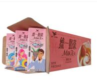 统一 奶茶(草莓)250ml*24盒 整箱