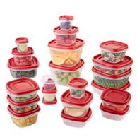 Prime會員:Rubbermaid 樂柏美 食物儲藏保鮮盒 42件套