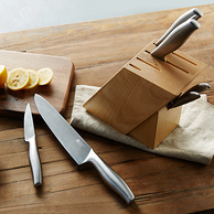 双立人制造商 网易严选 德式六件套不锈钢刀