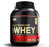美亚销量第一,Optimum Nutrition欧普特蒙 Whey 乳清蛋白增肌粉 5磅