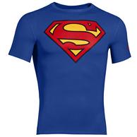 UNDER ARMOUR 安德玛 Alter Ego 超人 男款 紧身运动T恤