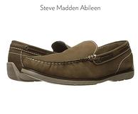 STEVE MADDEN Abileen 男士乐福皮鞋