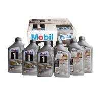 Mobil 美孚 美孚1号全合成机油 SN 0W-40  946ml*6