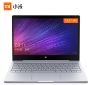 MI小米 笔记本 Air 12.5英寸笔记本电脑(Core M-7Y30、4G、128G)