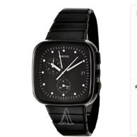 RADO 雷达 R5.5系列 R28388152 男款陶瓷时装腕表