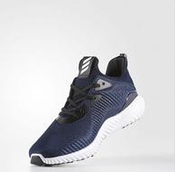 差价巨大!2双!Adidas阿迪达斯 AlphaBOUNCE 男子跑鞋