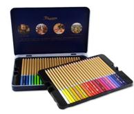 水溶性彩铅学生专业素描套装24色