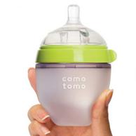 Comotomo 可么多么 宽口径硅胶奶瓶 150ml *2件