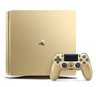 SONY 索尼 PlayStation 4 Slim 1TB 土豪金版本