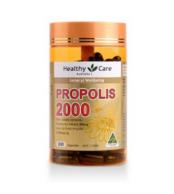 Healthy Care 蜂胶胶囊 2000mg*200粒*4瓶