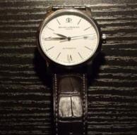 Baume & Mercier 名士 克莱斯麦系列 MOA08592 男款机械腕表