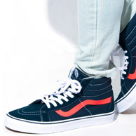 Prime会员:VANS 万斯 经典款SK8-Hi板鞋