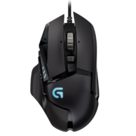 Logitech 罗技 G502 RGB 自适应游戏鼠标