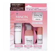 MINON 氨基酸实用保湿旅行套装4件套