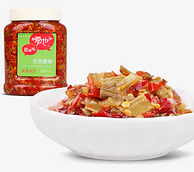 湖南特产, 嗳也 贡菜脆椒1.1kg