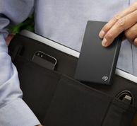 prime会员:Seagate希捷 睿品 2.5英寸 移动硬盘4T
