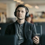 SONY 索尼 MDR1000X 无线降噪耳机