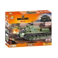 Cobi World Of Tanks系列 3003 SU-85坦克歼击车