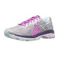 限尺码:ASICS 亚瑟士 GEL-KAYANO 23 女子顶级支撑跑鞋 65.96美元约¥440(天猫旗舰店1390元)