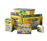 Crayola 绘儿乐 04-0491 创造力 艺术活动绘画7件套 118元包邮