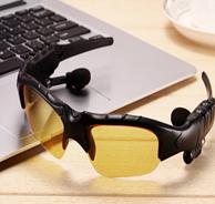 限量10副!波达数码智能 蓝牙4.1音乐通话偏光眼镜