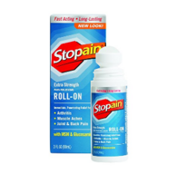 凑单品:Stopain 强力止痛凝露 滚珠款 88ml