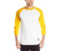 Prime会员:Champion 冠军 男士休闲纯棉棒球衫 凑单直邮到手约73元(天猫199元)