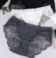 两条装  ,TINCOCO 百褶性感蕾丝女士内裤
