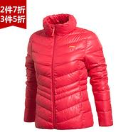 白菜!蓬松度750+!李宁 女士冬季运动羽绒服 AYMJ082-1