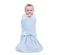 HALO 包裹式婴儿安全睡袋 摇粒绒蓝色S 凑单直邮到手约112元(京东216元)