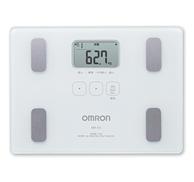 测脂肪含量!OMRON 欧姆龙 电子体脂称 HBF-216-W