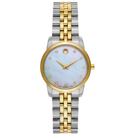 MOVADO 摩凡陀 Museum 博物馆系列 0606900 女士时装腕表